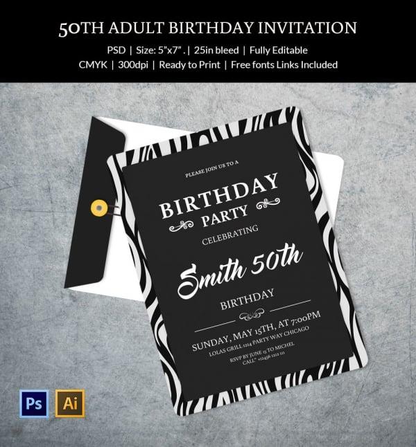 40Th Birthday Invitation Template Word \u2013 orderecigsjuiceinfo - free birthday invitation templates for word