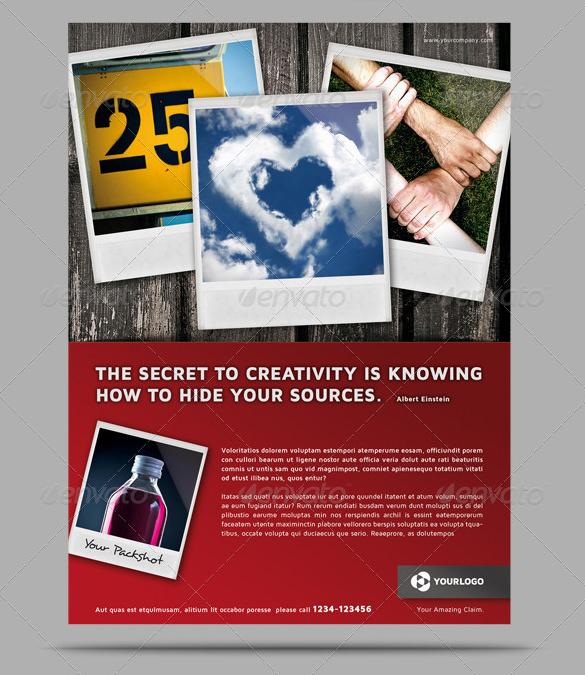 11+ Converting Magazine Ad Templates! Free  Premium Templates