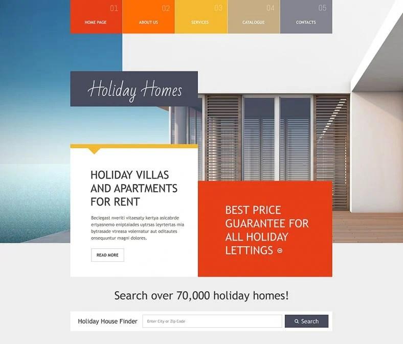 11 Real Estate Website Templates  Themes Free  Premium Free