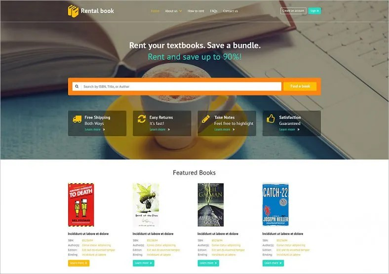 10 Education Html Templates  Themes Free  Premium Free - Nice Templates