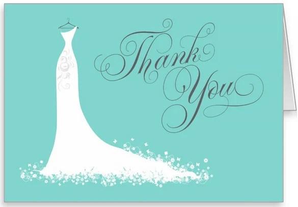 16+ Bridal Shower Thank You Cards - PSD, EPS, AI Free  Premium