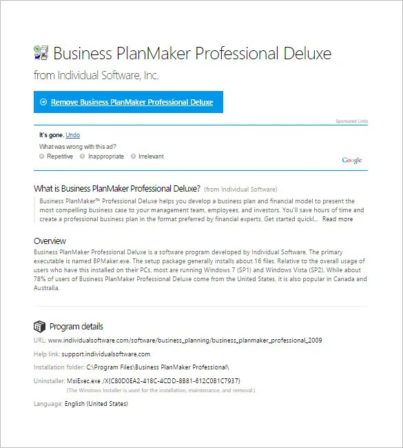 7+ Top Business Plan Maker, Tools  Software Free Free  Premium