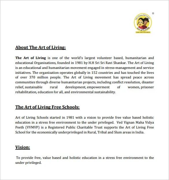 Construction Proposal Templates \u2013 15+ Free Sample, Example, Format
