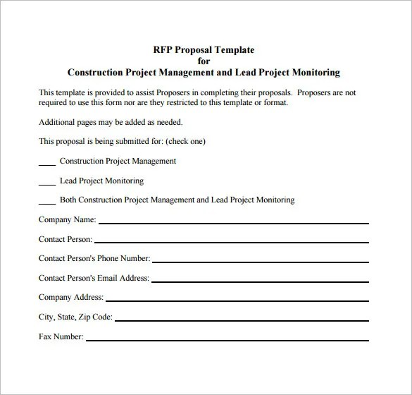 24+ Project Proposal Templates - PDF, DOC Free  Premium Templates
