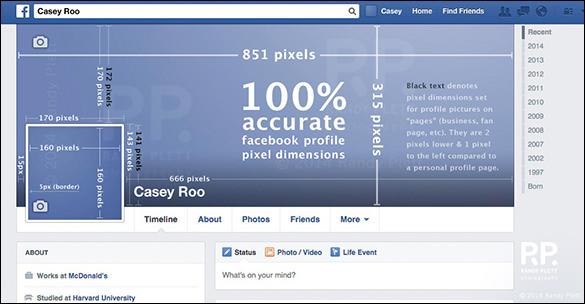 25+ Facebook Banner Templates \u2013 Free Sample, Example, Format - sample facebook timeline