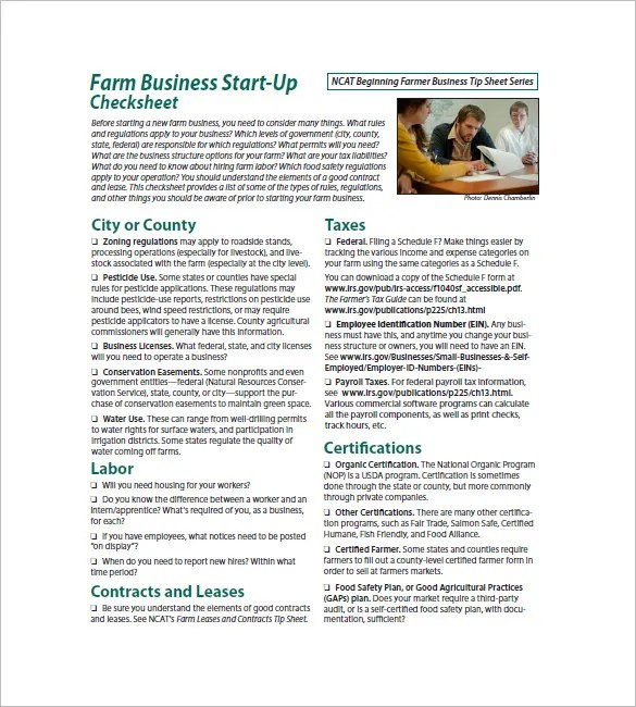 Startup Business Plan Template - 18+ Free Word, Excel, PDF Format