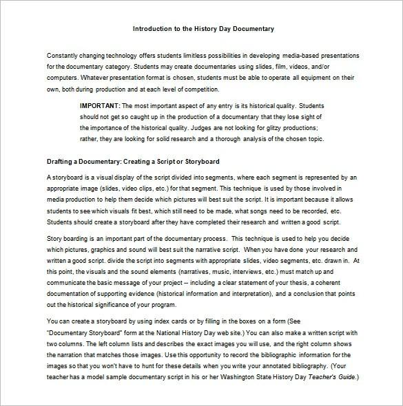 Script Outline Template \u2013 9+ Free Word, Excel, PDF Format Download - film treatment template