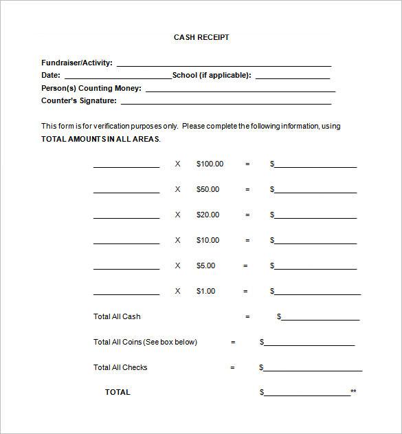 Cash Invoice Cash Sales Invoice Example Sample Cash Invoice - 6+ - petty cash receipt template free