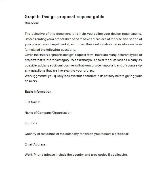 Job Proposal Sample Free Business Proposal Letter Proposal Letter - proposal email format