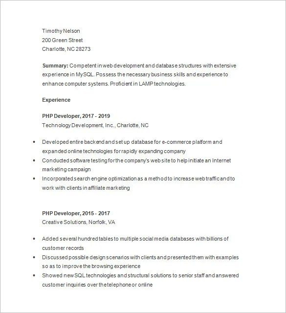 Java Ui Developer Sample Resume  Sample Customer Service Resume