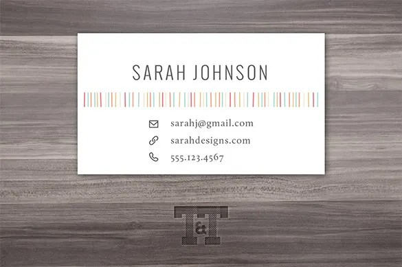 Calling Card Template - 17+ Free Sample, Example Format Download