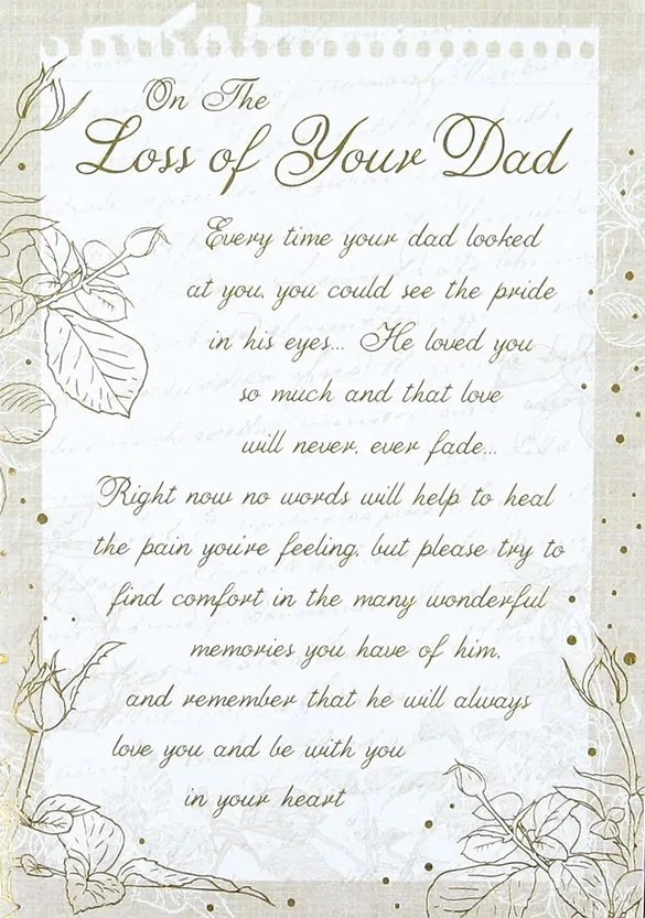 sympathy card templates 15 free sample example format download
