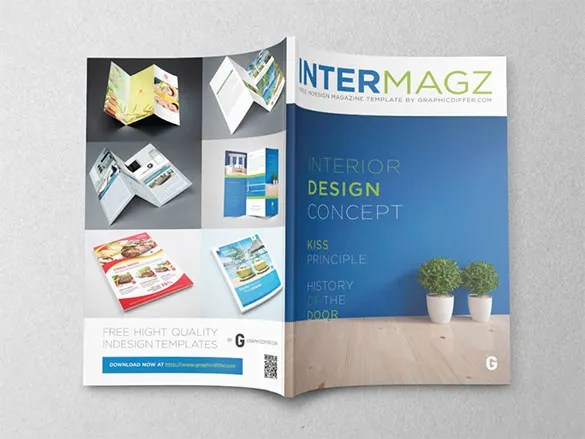 50+ Best Free InDesign Templates Free  Premium Templates - free indesign template