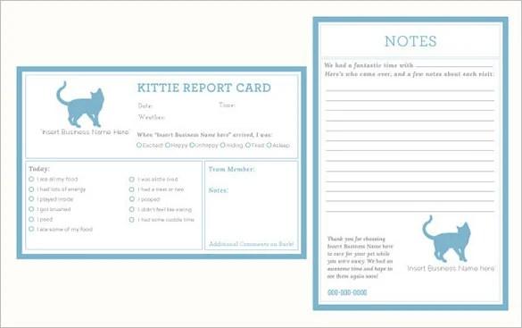 20+ Report Card Templates - DOC, PDF, PSD Free  Premium Templates