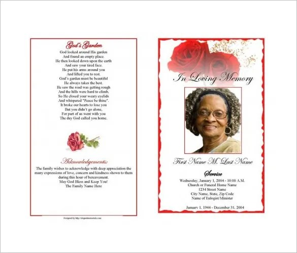 Death Obituary Template Obituary Template For Funeral In - funeral announcement sample