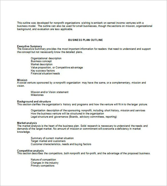 Business Plan Template \u2013 97+ Free Word, Excel, PDF, PSD, Indesign