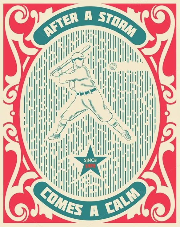 baseball card template psd