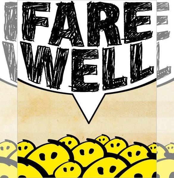 farewell card template word - Blackdgfitness