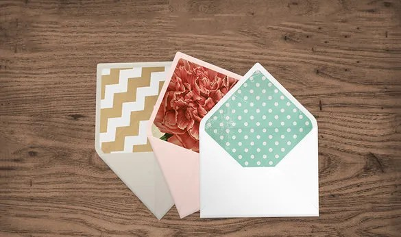 Envelope Liner Template - 14+ Free Printable, Sample, Example