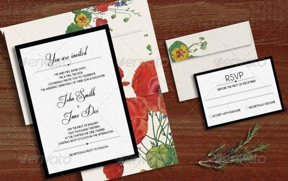15+ Wedding Card Envelope Templates - PSD, AI, Vector EPS Free
