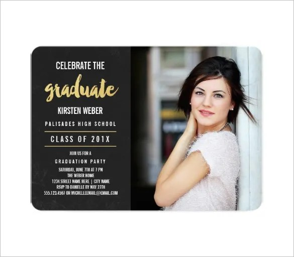 9+ Graduation Card Templates - PSD, AI, EPS Free  Premium Templates