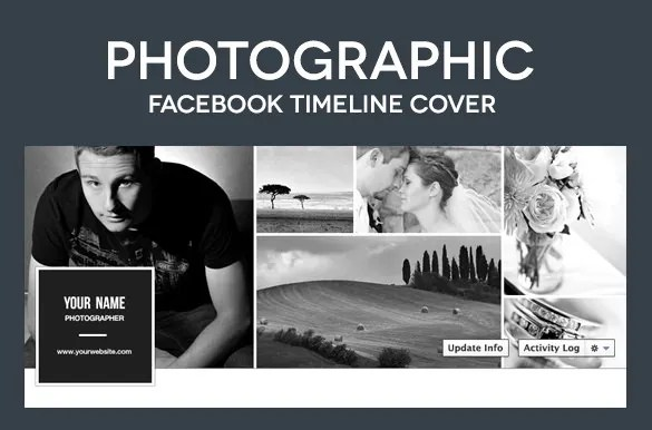 Facebook PSD Template \u2013 8+ Free Samples, Examples, Format Download - facebook collage template