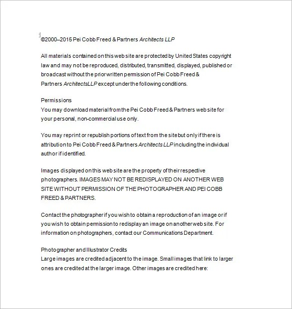 copyright statement format - Antaexpocoaching
