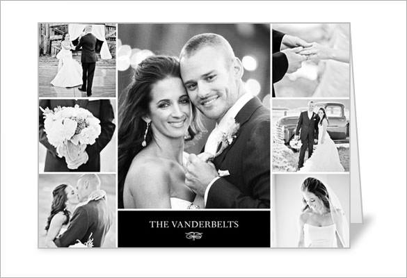 20+ Wedding Thank You Cards - PSD, EPS Free  Premium Templates