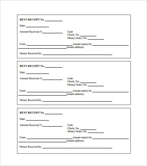 format for house rent receipt - Boatjeremyeaton - format of house rent receipt