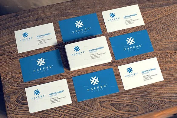 Calling Card Template - 16+ Free Sample, Example Format Download