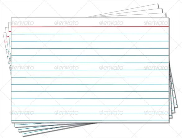 Card Templates \u2013 107+ Free Word, Excel, PPT, PDF, PSD, AI, EPS Files