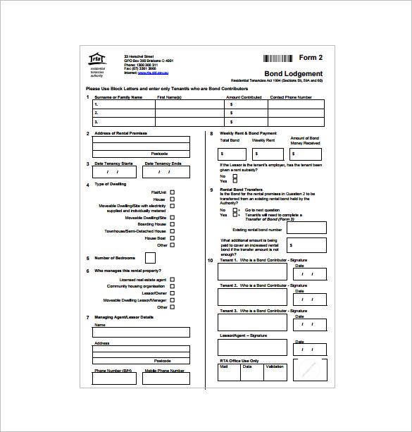 35+ Rental Receipt Templates - DOC, PDF, Excel Free  Premium