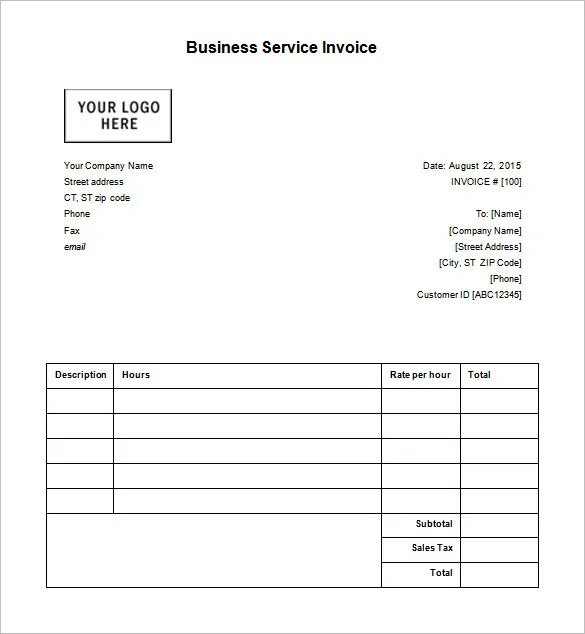 17+ Business Receipt Templates - DOC, PDF Free  Premium Templates