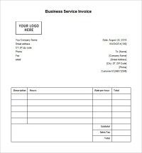 17+ Business Receipt Templates - DOC, PDF | Free & Premium ...
