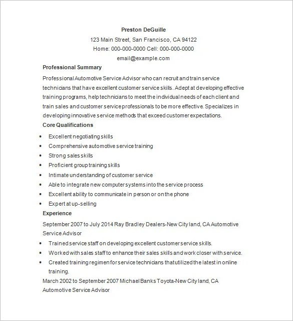23+ Writer Resume Templates - DOC, PDF Free  Premium Templates