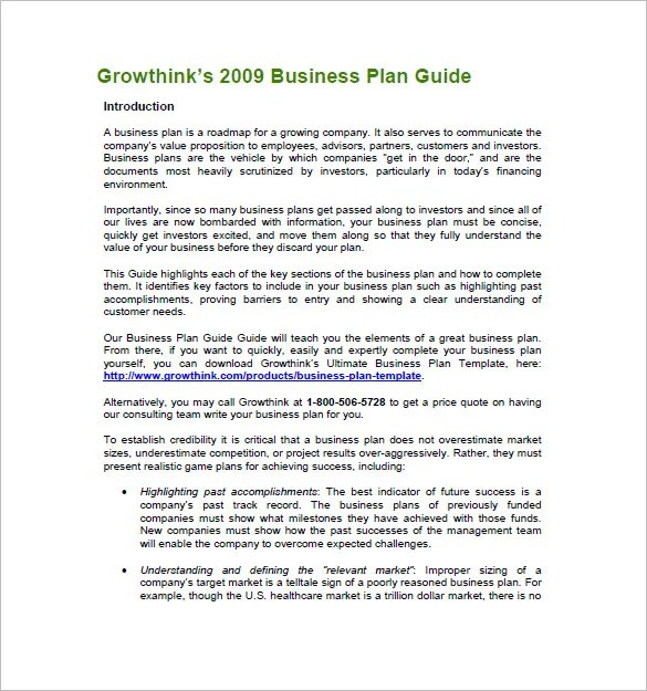 Business Plan Template \u2013 97+ Free Word, Excel, PDF, PSD, Indesign - retail business plan essential parts