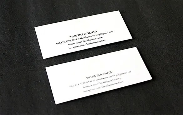 Name Card Template u2013 16+ Free Sample, Example Format Download - name card