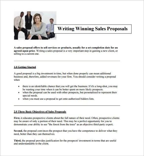 Writing Proposal Template u2013 12+ Free Word, Excel, PDF Format - party proposal template