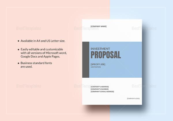 Doc#464600 Proposal Format Word u2013 Business Proposal Template (+ - proposal template in word
