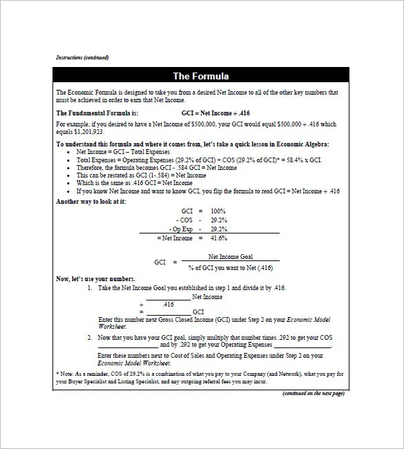 Real Estate Business Plan Template - 6+ Free Sample, Example, Format
