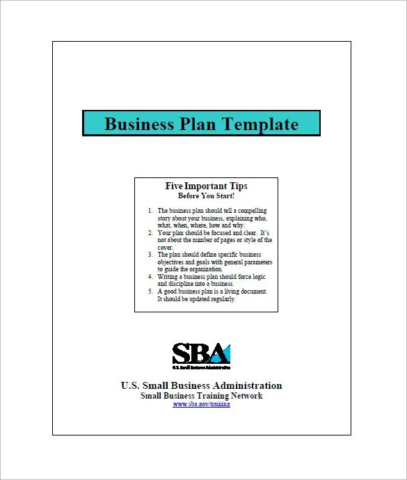 Small Business Plan Template - 16+ Free Sample, Example Format - Small Business Plan