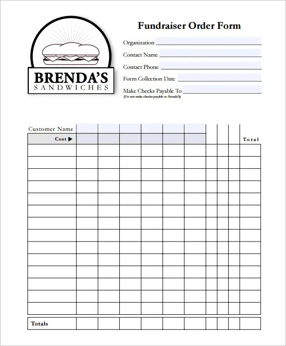 template order form - Mucotadkanews
