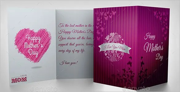 23+ Mothers Day Card Templates Free  Premium Templates