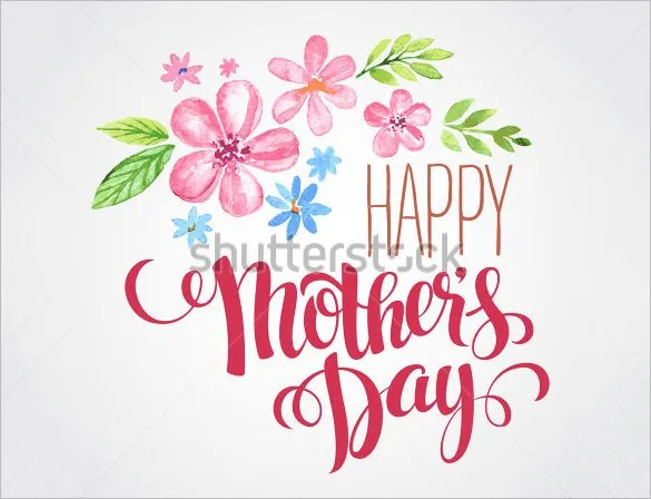 mother s day card designs - Leonescapers - mothers day card template