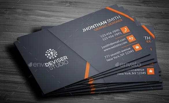 Contact Card Template \u2013 20+ Free Printable Sample, Example, Format
