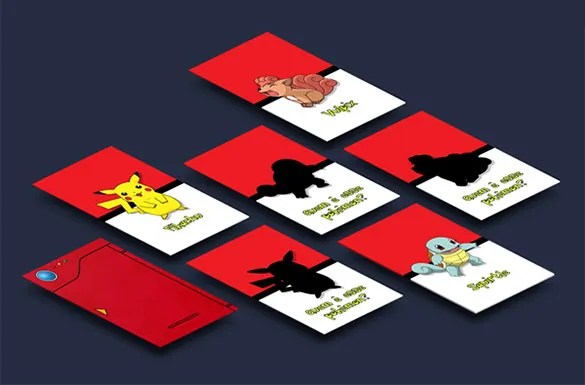 Pokemon Card Template - 12+ Free Printable Sample, Example, Format