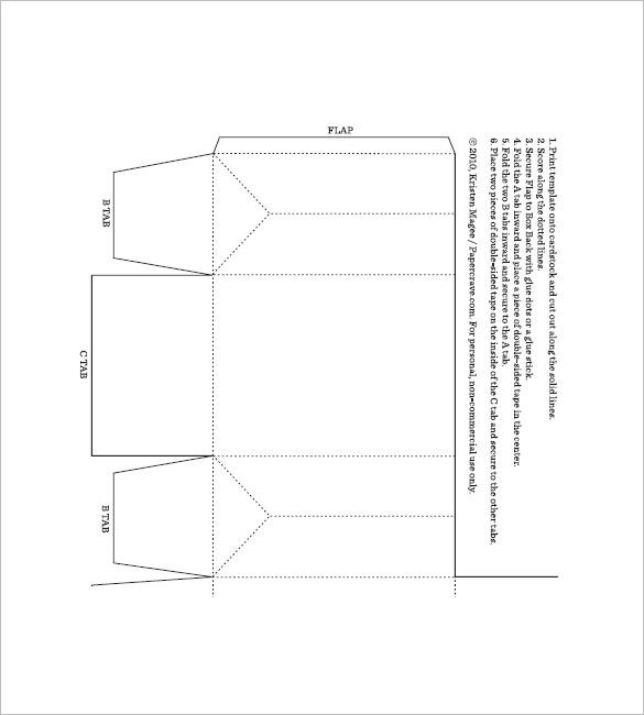 38+ Box Templates - PDF, PSD, EPS Free  Premium Templates