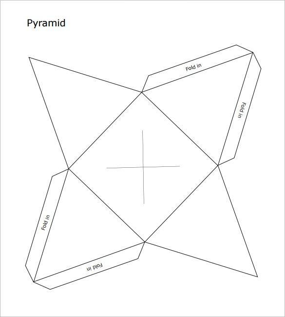 pyramid template - Teacheng