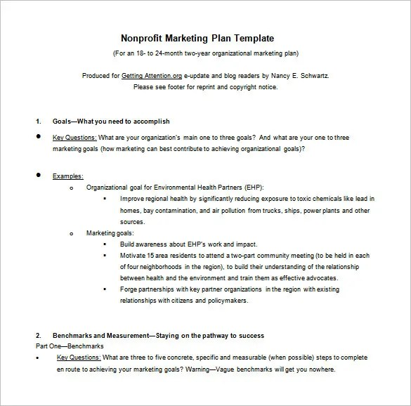 Marketing Action Plan Template u2013 9+ Free Sample, Example, Format - plan of action format