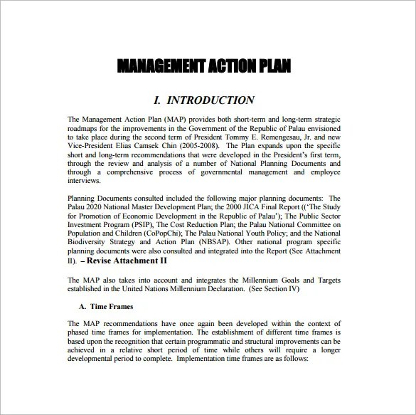 Strategic Action Plan Template - 12+ Free Sample, Example, Format - strategic action plan template